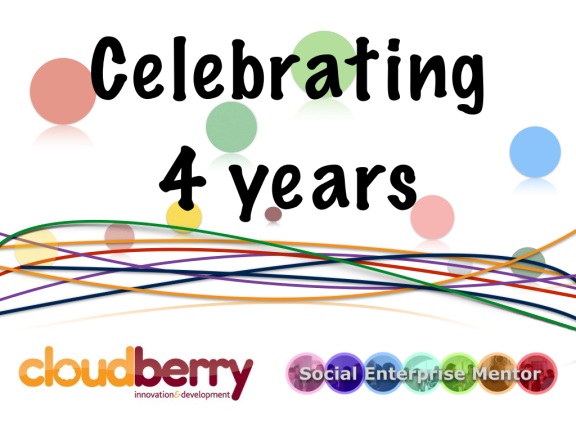 Cloudberry 4 Years