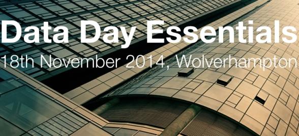Data Day Essentials - Logo